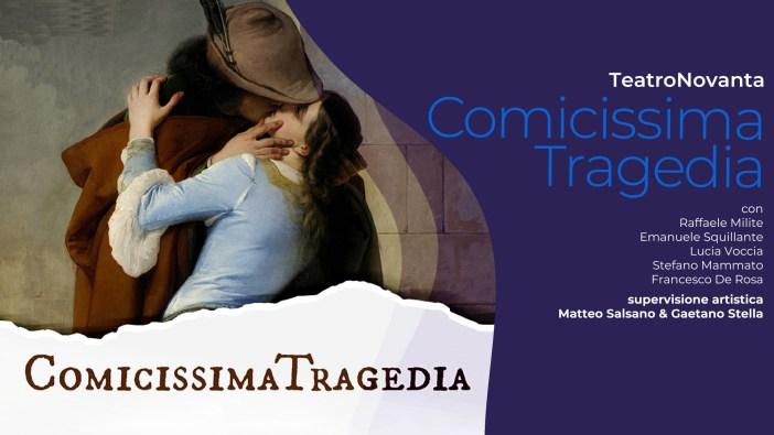 Si ride a Sant'Eustachio con Comicissima Tragedia