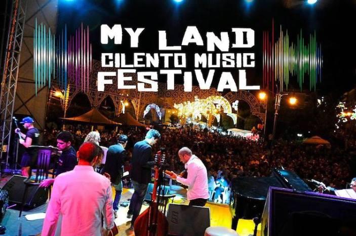 A Cardile (Cilento) il MY LAND FESTIVAL
