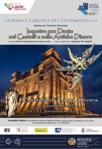 Il Castello di Santa Severa aderisce alle Giornate europee del Patrimonio