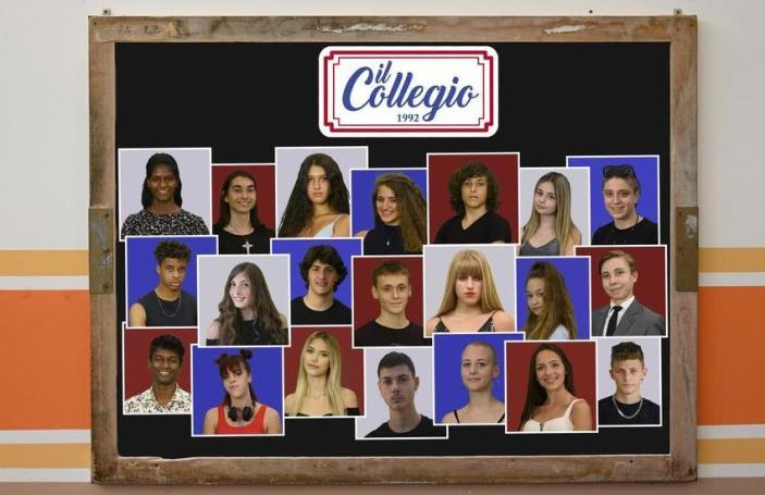 RAI2, Il Collegio #5: Ecco i nuovi alunni