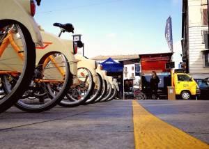A Treviso il Van che ripara gratuitamente le bici