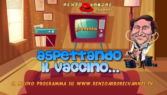 """""""Aspettando il vaccino"""", il nuovo programma on line di Renzo Arbore"""