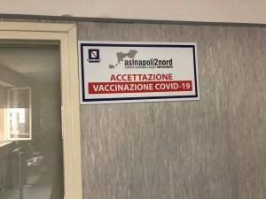 Asl Napoli 2 Nord, al via la campagna vaccinale