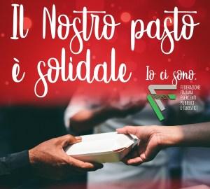 """Confesercenti lancia anche la """"lasagna solidale"""""""