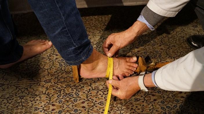Nella Riviera del Brenta per incontrare un sarto delle scarpe di nome Ballin