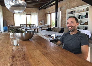 Lo chef vegano Parmeggiani ci insegna come la nostra passione finisce sempre col trovarci