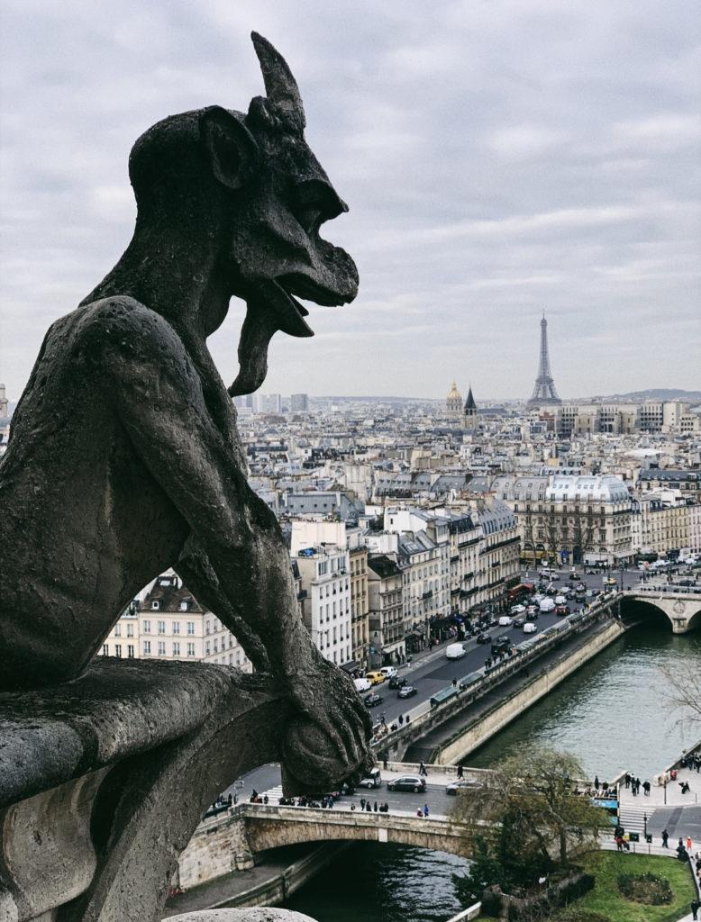 100 cose da vedere a parigi