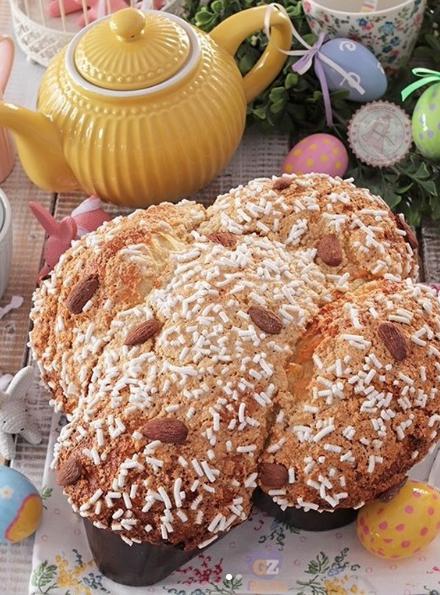 Piatti tipici di Pasqua: la colomba