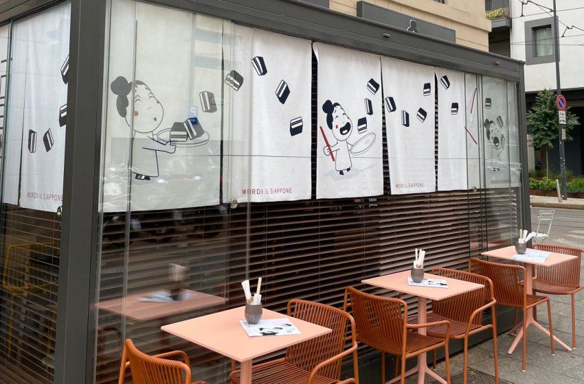 Matanē: il ristorante che porta l'onigirazu a Milano