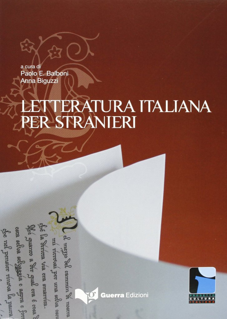 Imparare italiano con la Letteratura italiana per stranieri