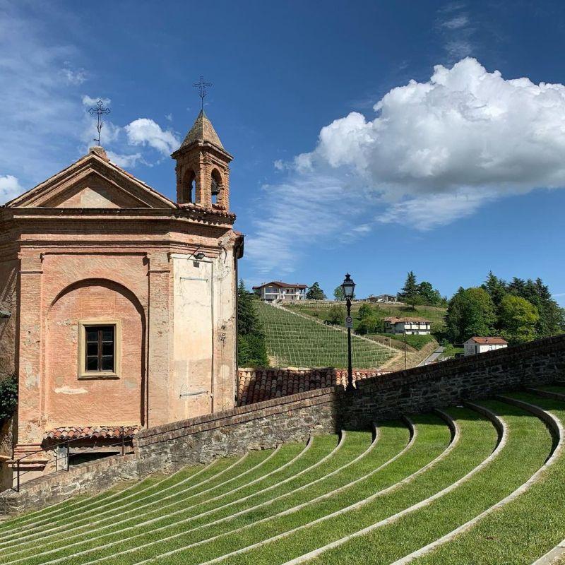 Borghi Nord Italia: Monforte d'Alba