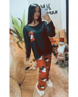 Pijama Mickey 1112