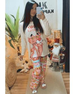Pijama pantera rosa 1112