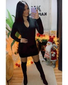 Vestido cat woman 2912