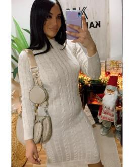 Vestido de lana 3112