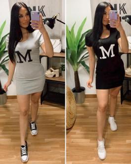 Vestido camiseta M