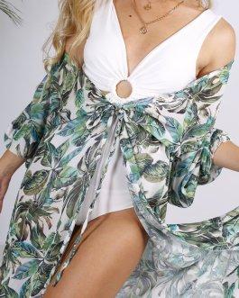 Kimono estampado 0805