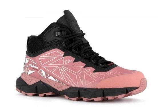 Ženski pohodni čevlji alpina