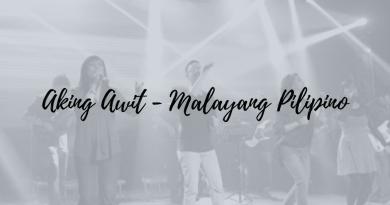 aking awit chords and lyrics malayang pilipino
