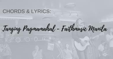 tanging pagmamahal chords