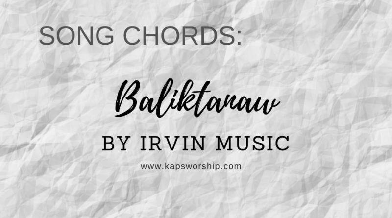 baliktanaw chords
