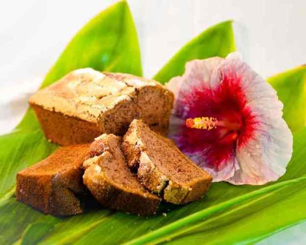 Banana Poi Bread
