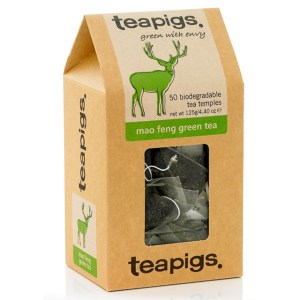teapigs mao feng green tea