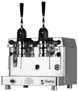 fracino retro coffee machine