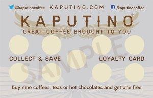 kaputino-loyalty-card