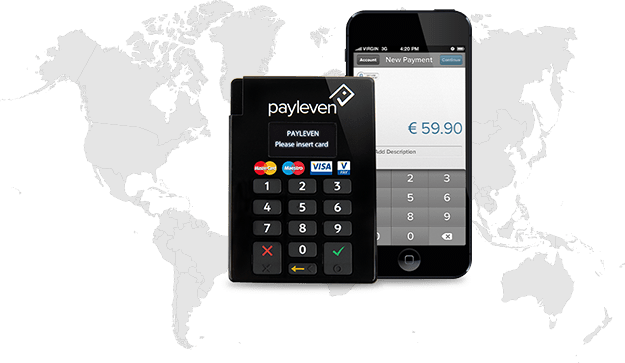 Debit and credit cards now accepted via Payleven for all Kaputino® purchases