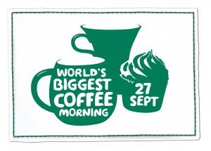 MacMillan Coffee Morning 27 Sept 2013