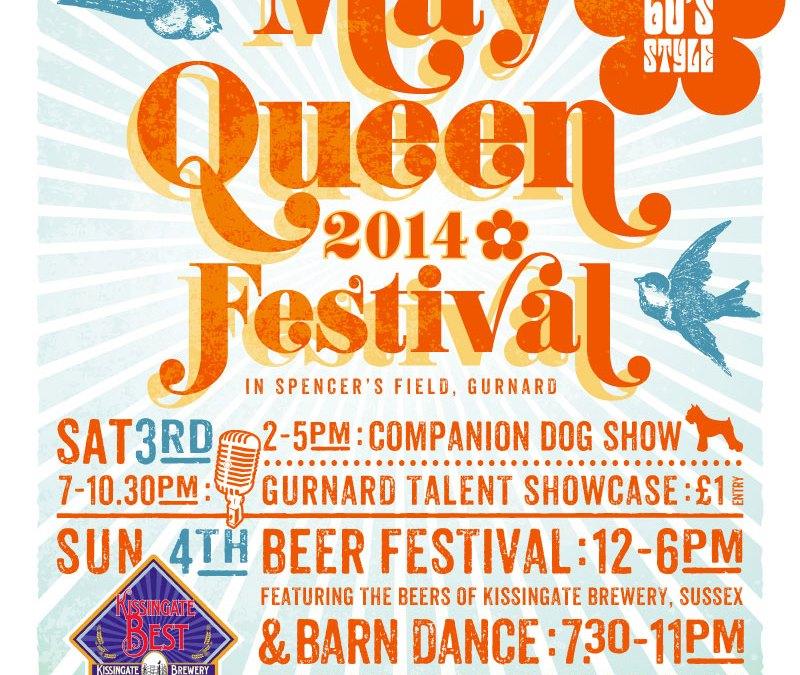 Gurnard May Queen Festival 2014