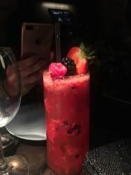 Mocktails at Hakkasan