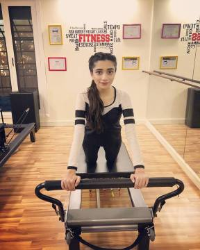 Reformer pilates at The Pilatez Lab
