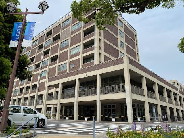 #からだ工房 #横浜市庁舎