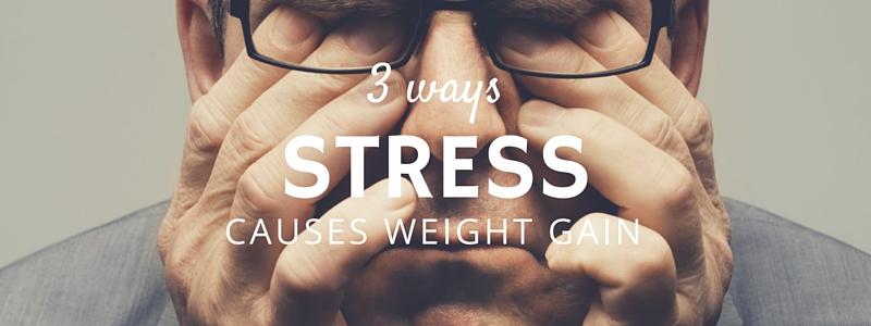 Το στρες και το άγχος, επηρεάζει την προσπάθεια σας για να χάσετε βάρος