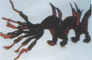 Yedi başlı ejderha