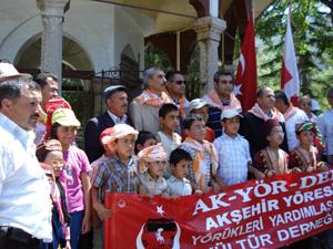 Akşehir Yörük Türkmen Şöleni