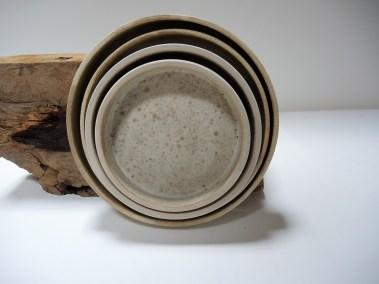 Πιάτα. Διάμετρος 23 -20 -18 - 15 cm.
