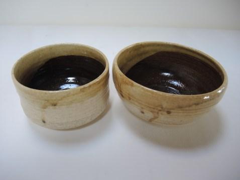 bowl1 h.9cm d.14.5cm bowl2 h.9cm d.18cm