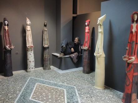 """""""Γυναίκες"""". Gallery Myro. Θεσσαλονίκη 2014."""