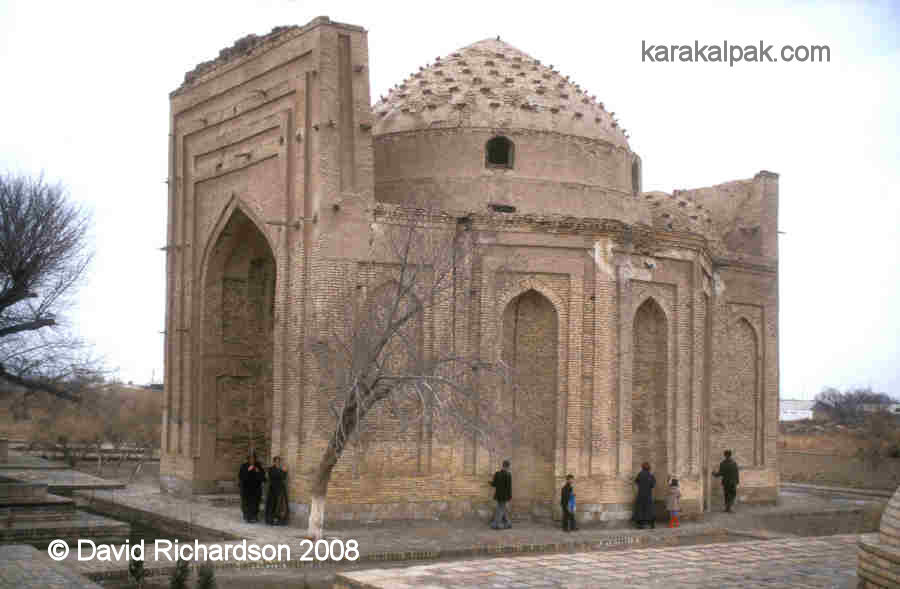 Sultan Ali Mausoleum