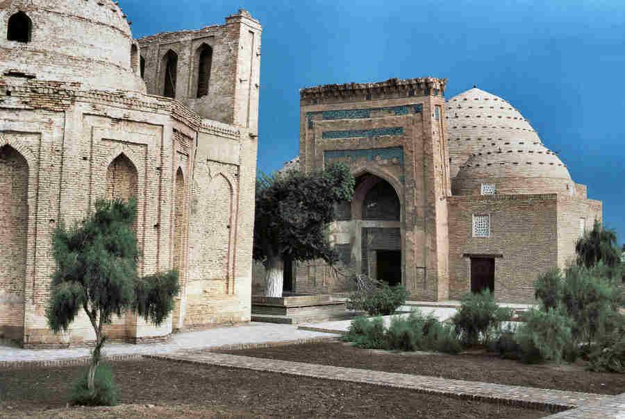 The Najm al-Din Mausoleum