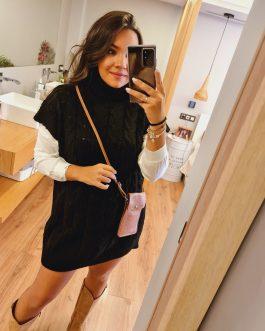 Vestido-chaleco 54-76