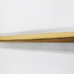 Kararam Handcrafted WOOD FURNITURE Legs(Feet), Wardrobe, Chair, Spindle, TEAK, 357-mm or 14-inch Height, 4-100-Pcs