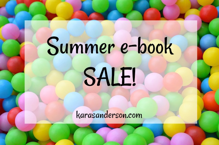 Kara s anderson supporting you in real life homeschooling update due to some technical difficulties you no longer need to use a coupon code to receive the discounted price all books should automatically ring up fandeluxe Image collections