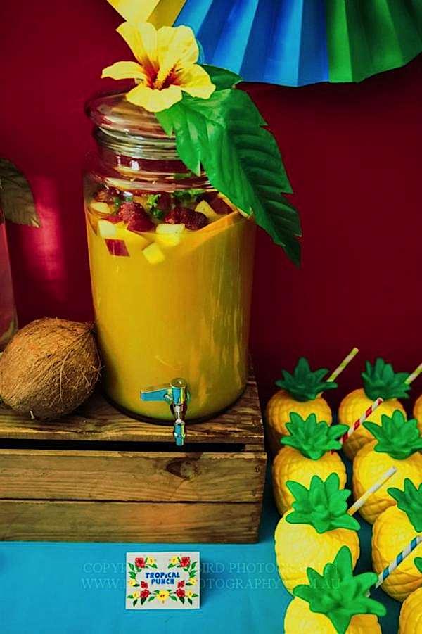 Karas Party Ideas Rio Themed 4th Birthday Jungle Bird