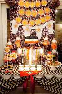 Kara's Party Ideas Ready to Pop Couples Boy Girl Fall Baby