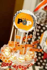 Kara's Party Ideas Ready to Pop Couples Boy Girl Fall Baby ...