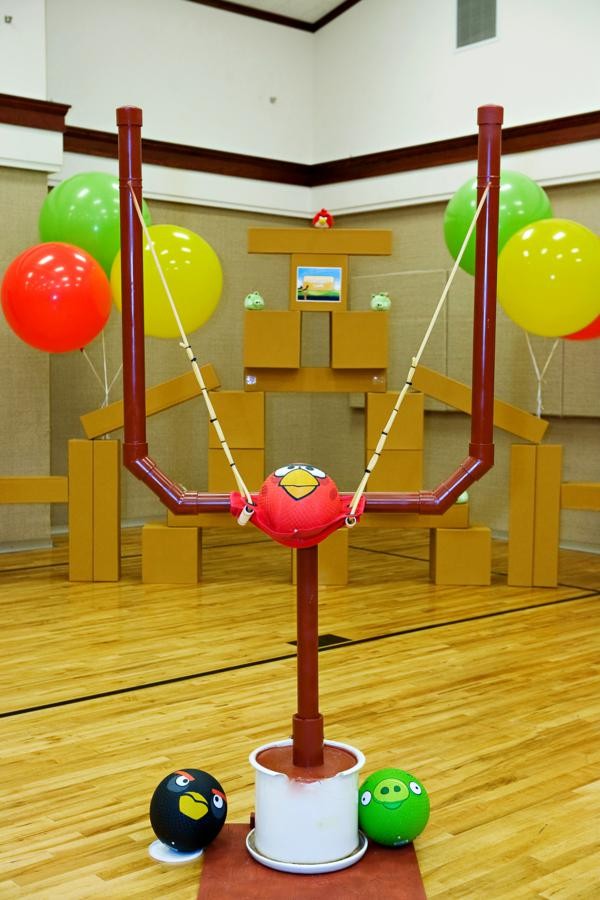 Kara39s Party Ideas Angry Birds Boy Video Game Birthday